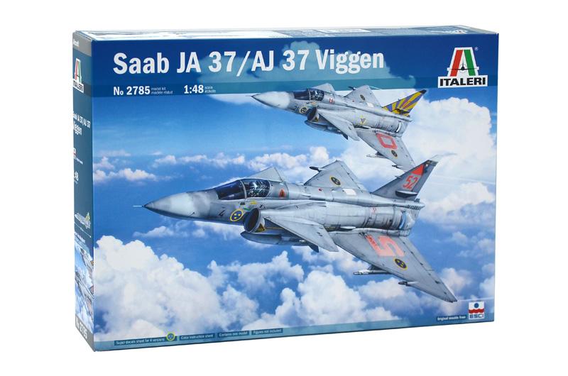 SAAB JA 37/AJ 37 VIGGEN 1/48
