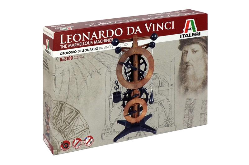 DA VINCI'S Clock