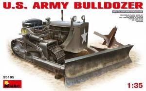 US Army Bulldozer 1/35