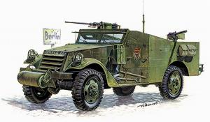 M3 Armored Scout Car 1/35