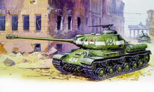 Josef Stalin-2 Heavy T. 1/35