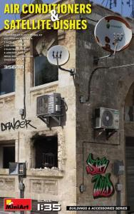 Air Conditioners & Satellite Dishes 1/35