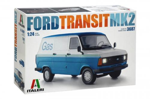 FORD TRANSIT MK2 1/24
