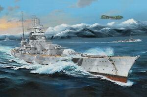 Scharnhorst Battleship l. 118 cm 1/200