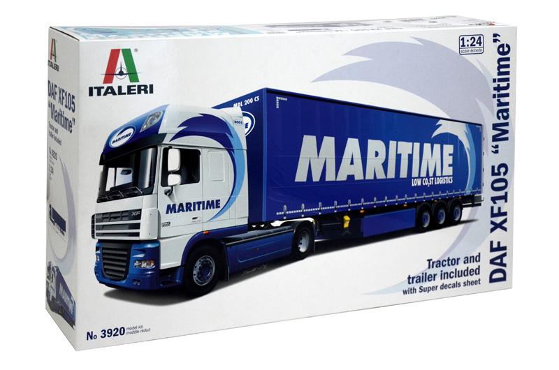 DAF XF105 ''MARITIME'' 1/24