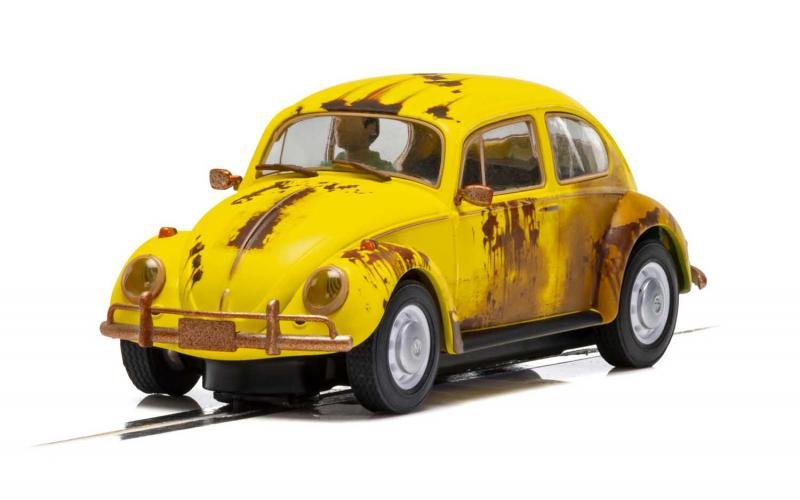 Volkswagen Beetle Rusty Yellow