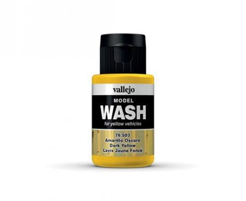 Vallejo Model Wash - Dark Yellow