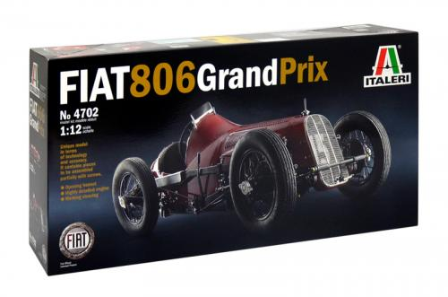 FIAT 806 GRAND PRIX 1/12