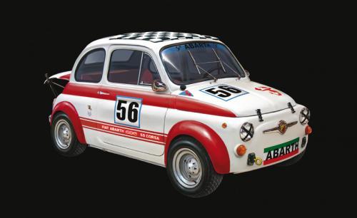 FIAT Abarth 695SS/Assetto Corsa 1/12