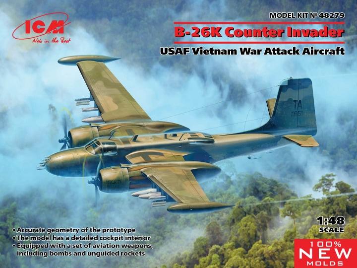 B-26K Counter Invader 1/48
