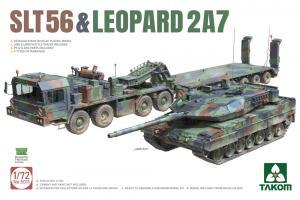SLT56 & Leopard 2A7 1/72