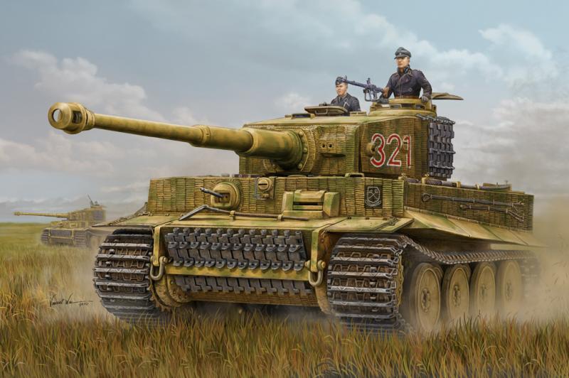 Pz.Kpfw. VI Tiger I 1/16