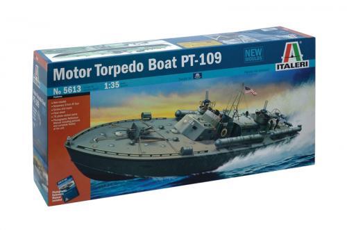 Motor Torpedo Boat PT - 109 1/35