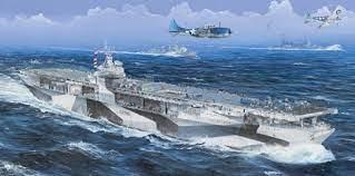 USS Ranger CV-4 1/350