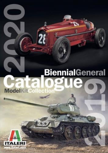 Italeri catalog 2019-2020