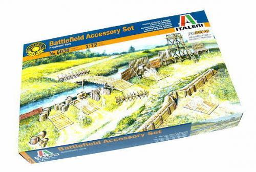 Battlefield Accessories 1/72