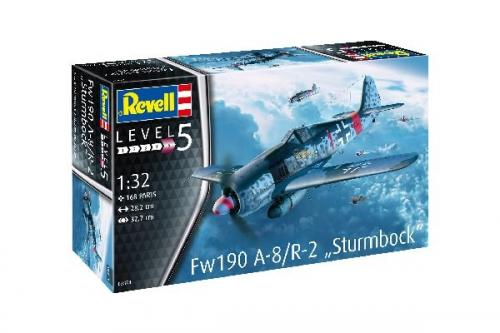 FW190 A-8/R-2 STURMBOCK  1/32