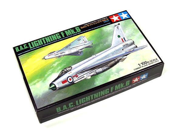 B.A.C. LIGHTNING F MK.6 1/100