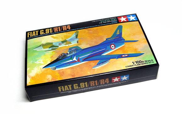 FIAT G.91/R1/R4 1/100