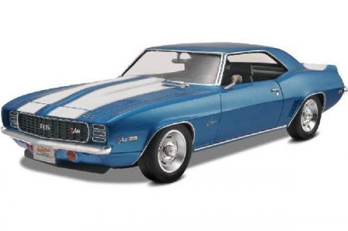 1969 CAMARO Z/28 RS 1/25