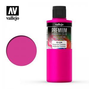 Magenta Fluo, Premium 200ml