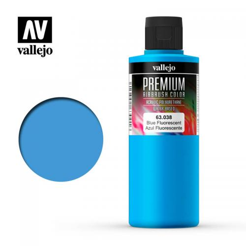 Blue Fluo, Premium 200ml