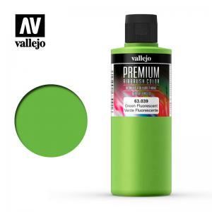 Green Fluo, Premium 200ml