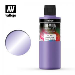 Metallic Violet, Premium 200 ml