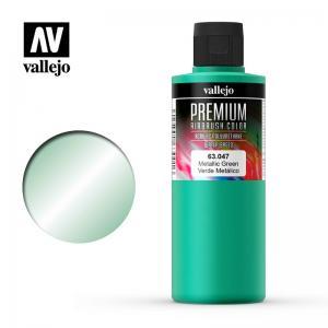 Metallic Green, Premium 200 ml