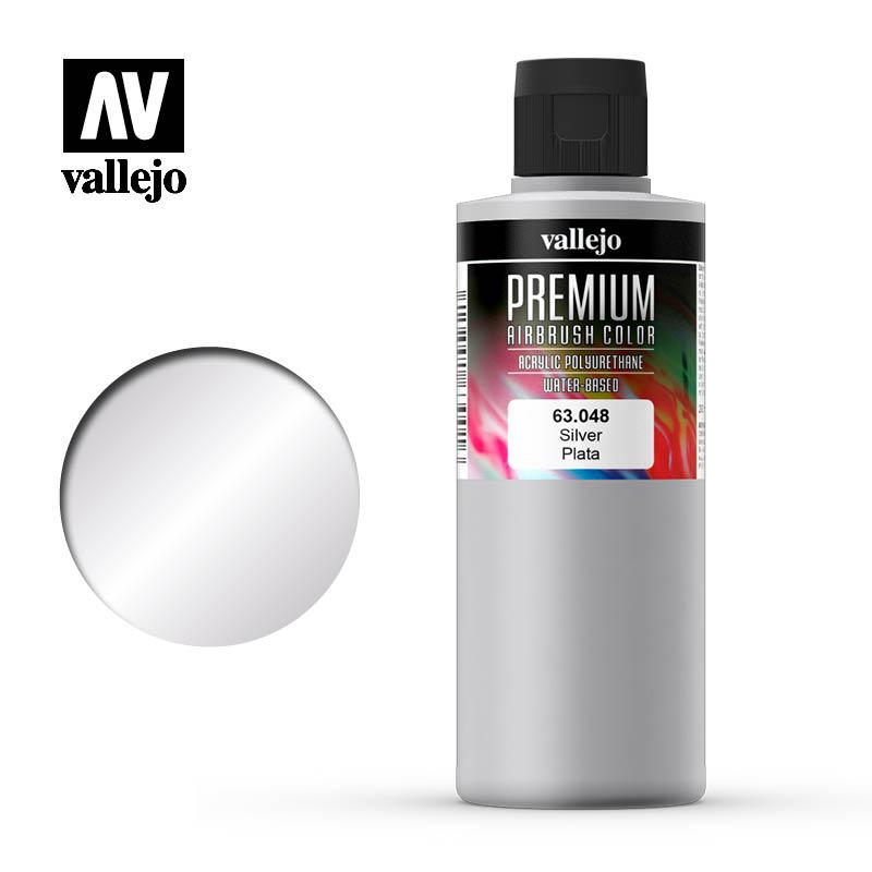Silver, Premium 200 ml