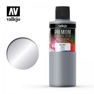 Steel, Premium 200 ml