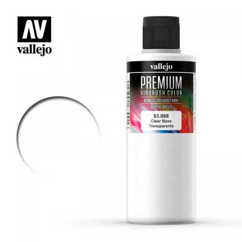 Clear Base, Premium 200 ml