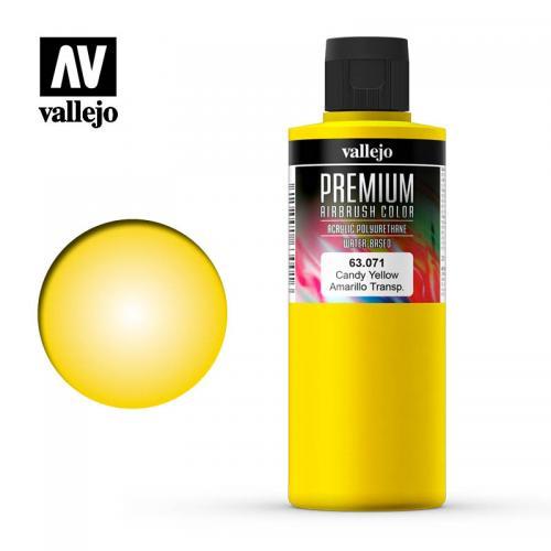 Candy Yellow, Premium 200 ml