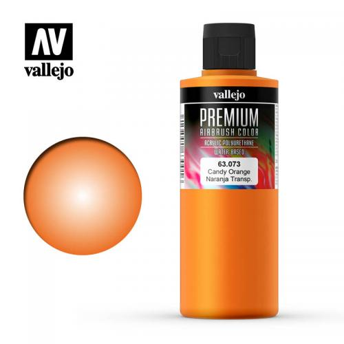 Candy Orange, Premium 200 ml