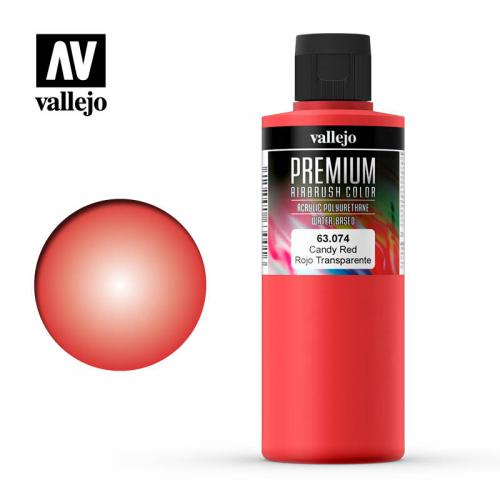 Candy Red, Premium 200 ml