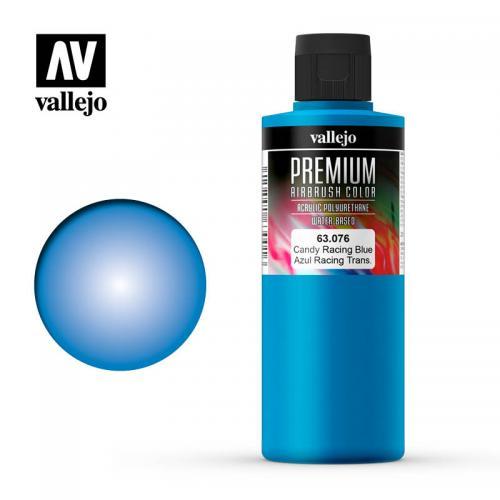 Candy Racing Blue, Premium 200 ml