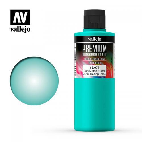 Candy Racing Green, Premium 200 ml