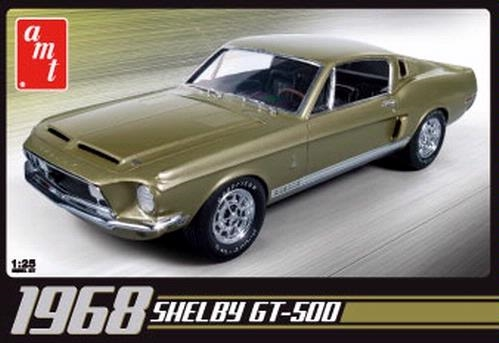 1968 Shelby Gt500 (Inkl.Engine) 1/25