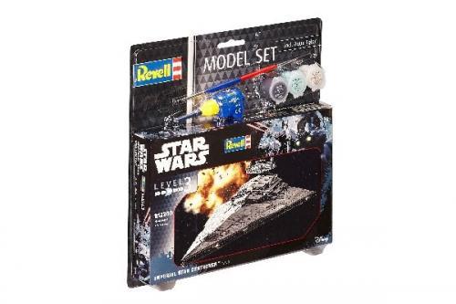 Model Set Imperial Star Destroyer 1/12300