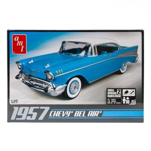 1957 Chevy Bel Air 1/25