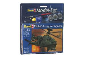 Model Set AH-64D Longbow Apache 1/144