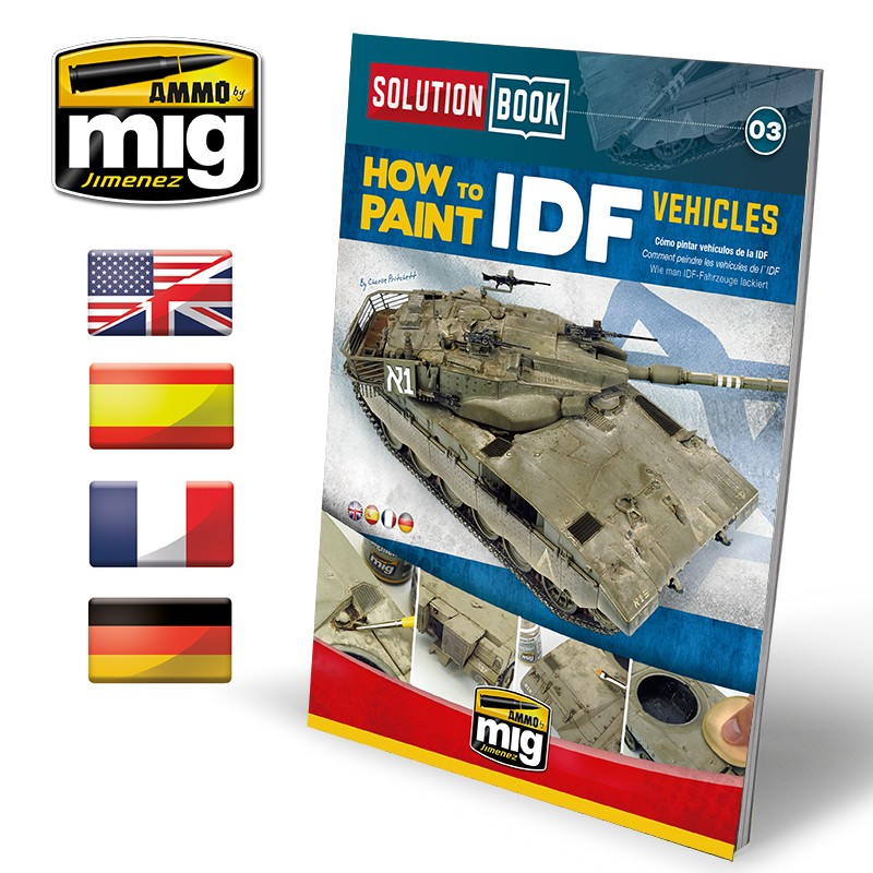 IDF Vehicles Solution Book