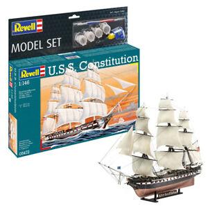Presentset USS CONSTITUTION 1/146