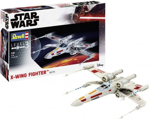 Presentset, X-WING FIGHTER 1/57