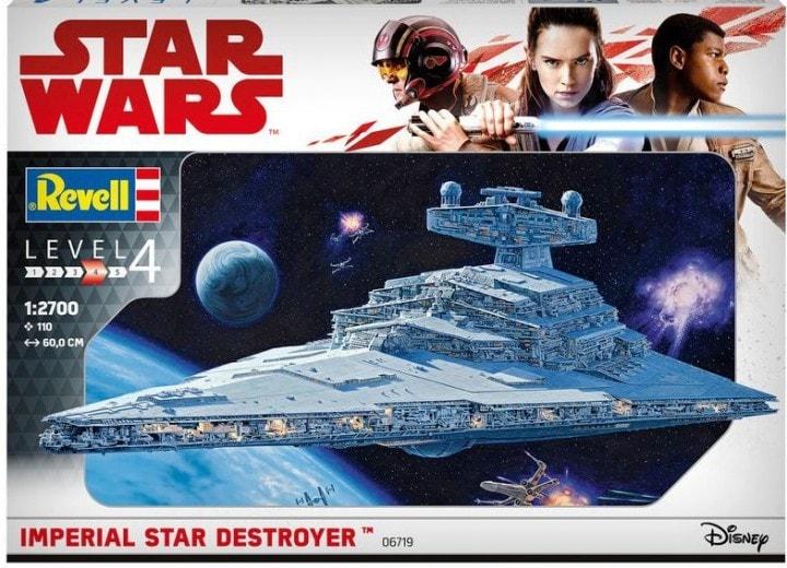 Imperial Star Destroyer 1/2700