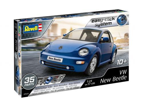 Presentset VW NEW BEETLE 1/24