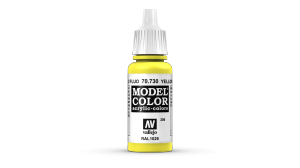 Yellow Fluorescent (206)
