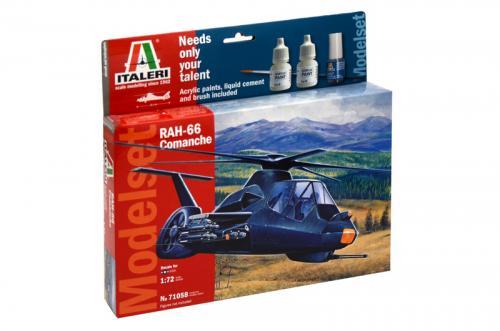 RAH - 66 COMANCHE - MODELSET - 1/72