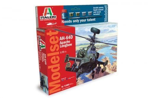AH - 64D APACHE LONGBOW 1/72