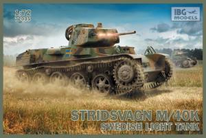 Stridsvagn m/40 K 1/72
